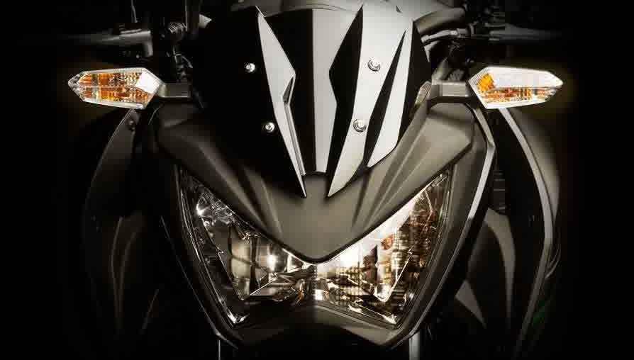 Headlamp Z250