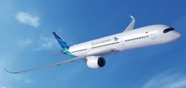 Garuda Indonesia Airbus A350