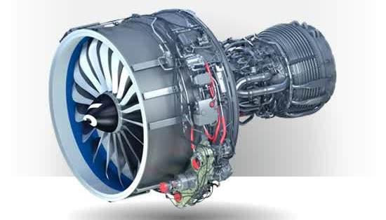 CFM Leap Engine...