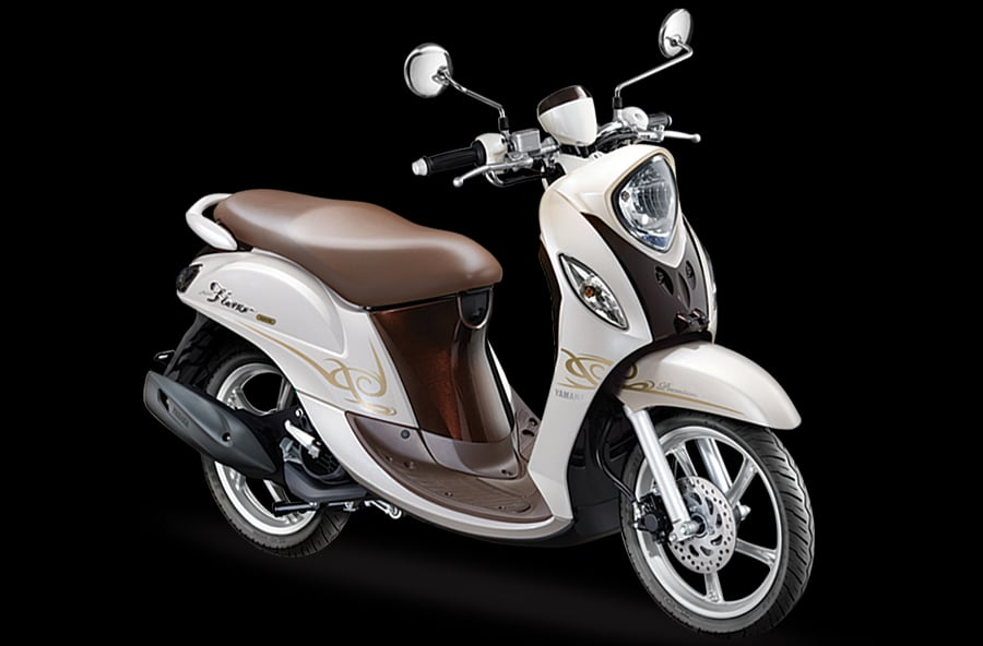 New Yamaha Fino 125