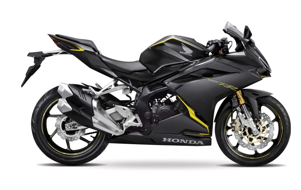 All New Honda CBR 250RR