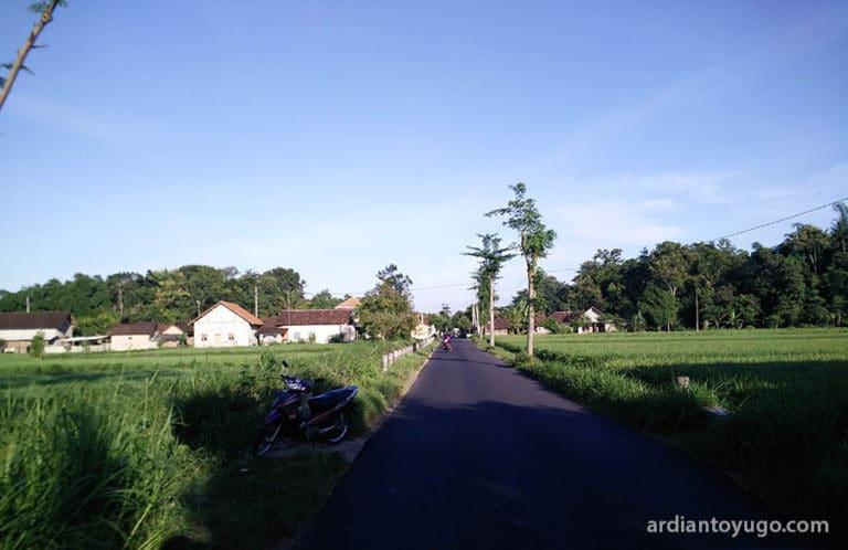 Desa Karangsono, Blitar