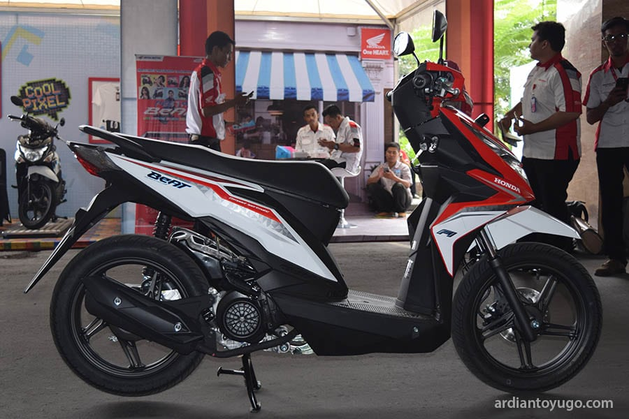 New Honda Beat 2016 (6)