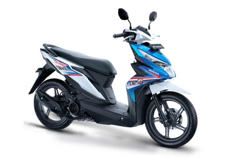 Harga Kredit Motor Honda Beat Sporty Bandung terbaru 2018