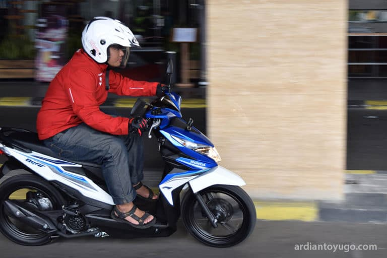 review new honda beat 2016