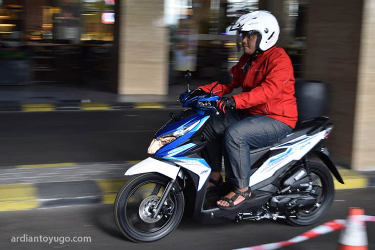 review new honda beat terbaru