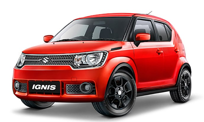 suzuki ignis urban suv resmi meluncur di indonesia ardiantoyugo. Black Bedroom Furniture Sets. Home Design Ideas