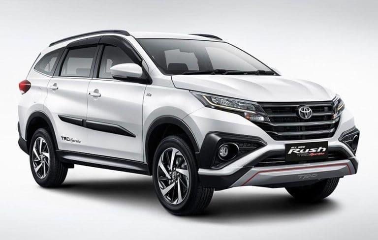 All New Rush >> Toyota Rush 2018 Resmi Meluncur, Lebih Lega... - Ardiantoyugo
